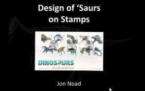 APS chat: Dinosaurs on Stamps, Part II with Dr. Jon Noad