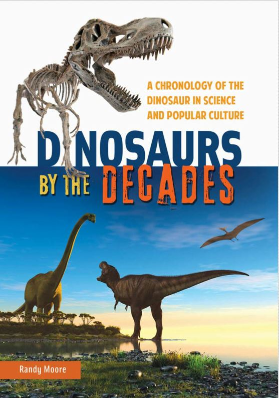 Dinosaurs by Decades