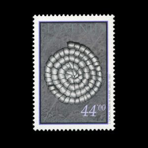 fossil on stamps of Slovenia 1993